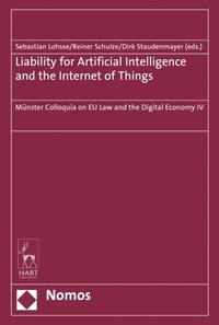Liability for Artificial Intelligence and the Internet of Things (e-bok)