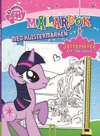 My little Pony. Målarbok