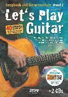 Let's Play Guitar Band 2 (inbunden)