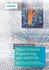 Object-Oriented Programming with SIMOTION (inbunden)