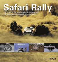 Safari Rally (inbunden)