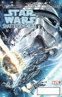 Star Wars Comics 89: Imperium in Trümmern (häftad)