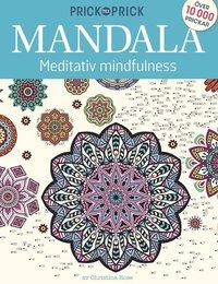 Skopia.it Prick till Prick Mandala meditativ mindfulness Image
