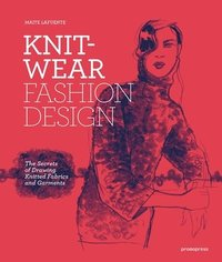 Knitwear Fashion Design: Drawing Knitted Fabrics and Garments (häftad)