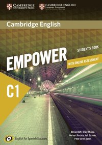 Cambridge English Empower for Spanish Speakers C1 Student's Book with  Online Assessment and Practice av Adrian Doff (Mixed media product)
