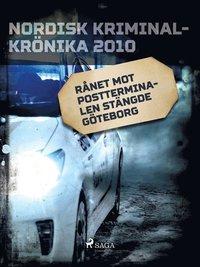 Skopia.it Rånet mot postterminalen stängde Göteborg Image