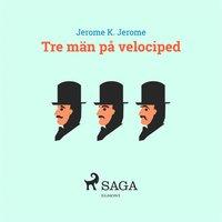 Skopia.it Tre män på velociped Image