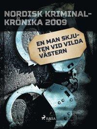Radiodeltauno.it En man skjuten vid Vilda Västern Image