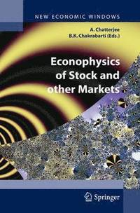Econophysics of Stock and other Markets (inbunden)
