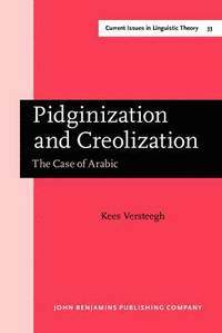 Pidginization and Creolization (inbunden)