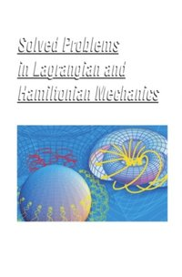 Lagrangian And Hamiltonian Mechanics Calkin Pdf