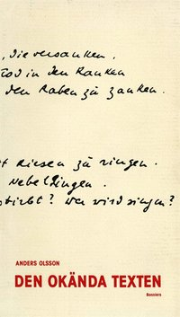 Skopia.it Den okända texten : en essä om tolkningsteori från kyrkofäderna till Derrida Image