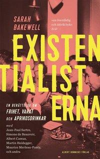 Skopia.it Existentialisterna : en historia om frihet, varat och aprikoscocktails Image