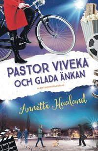 Pastor Viveka och Glada änkan (inbunden)
