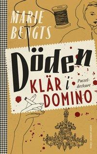 Döden klär i domino (kartonnage)