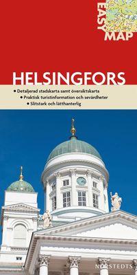Rsfoodservice.se Helsingfors EasyMap stadskarta : 1:14750 Image