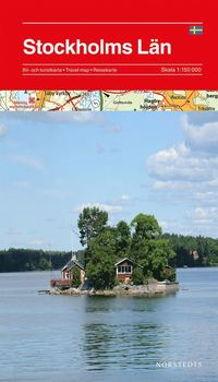 Rsfoodservice.se Stockholms län karta : 1:150000 Image