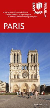 Rsfoodservice.se Paris Premium EasyMap stadskarta : 1:15000 Image