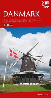 Radiodeltauno.it Danmark EasyMap : Skala 1:300.000 Image