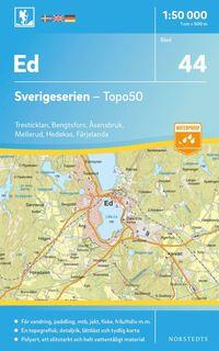 Skopia.it 44 Ed Sverigeserien Topo50 : Skala 1:50 000 Image