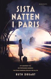 Sista natten i Paris (inbunden)