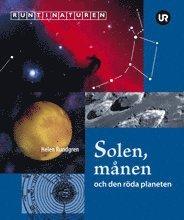 Solen, månen och den röda planeten