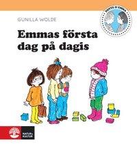 Emmas första dag på dagis