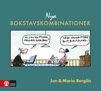 Nya bokstavskombinationer av Jan Berglin och Maria Berglin