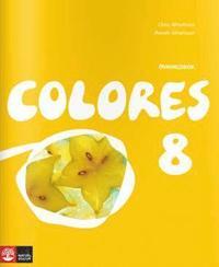 Colores 8 Övningsbok