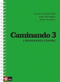 Skopia.it Caminando 3 Lärarhandledning, tredje upplagan Image