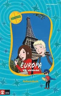 Radiodeltauno.it Kompass Europa - Vår världsdel Europa - vår världsdel Arbetsbok Image