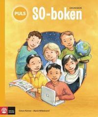 PULS SO-boken 1-3, Grundbok (häftad)