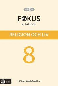 Radiodeltauno.it SOL 4000 Religion och liv 8 Fokus Arbetsbok Image