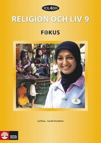 Radiodeltauno.it SOL 4000 Religion och liv 9 Fokus Elevbok Image