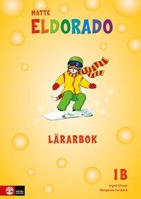 Skopia.it Eldorado matte 1B Lärarbok, andra upplagan Image