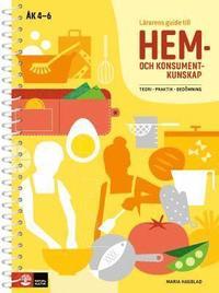 Skopia.it Lärarens guide till Hem- och konsumentkunskap : Teori, praktik, bedömning Image