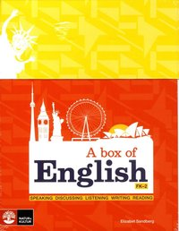 A box of English