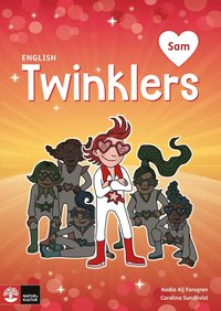 English Twinklers red Sam (häftad)
