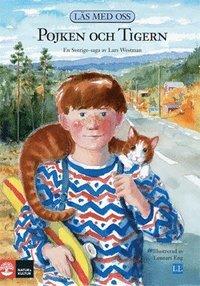 Läs med oss. År 3, Nya pojken och tigern, lättläst