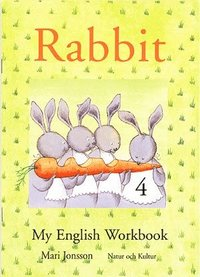 Rsfoodservice.se Rabbit 4 My English Workbook Image