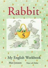 Skopia.it Rabbit 5 My English Workbook Image