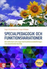 Skopia.it Specialpedagogik och funktionsvariationer : att möta barn och unga med funktionsnedsättningar i en utvecklande miljö Image