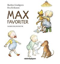Max-favoriter (inbunden)