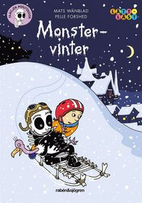 Familjen Monstersson. Monstervinter (inbunden)