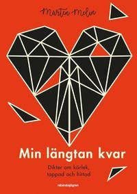 Min längtan kvar : dikter om kärlek - tappad och hittad (inbunden)