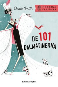 Bildresultat för de 101 dalmatinerna dodie smith bok