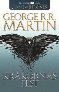Game of thrones - Kråkornas fest (storpocket)