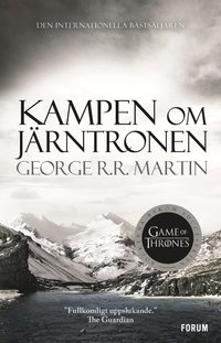 Game of thrones - Kampen om järntronen (storpocket)