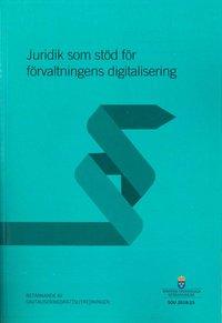 Skopia.it Juridik som stöd för förvaltningens digitalisering. SOU 2018:25 : Betänkande från Digitaliseringsrättsutredningen Image