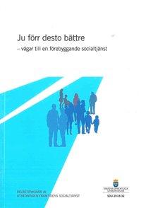 Radiodeltauno.it Ju förr desto bättre - vägar till en förebyggande socialtjänst. SOU 2018:32 : Delbetänkande från utredningen Framtidens socialtjänst Image